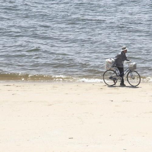 homme byciclette vietnam